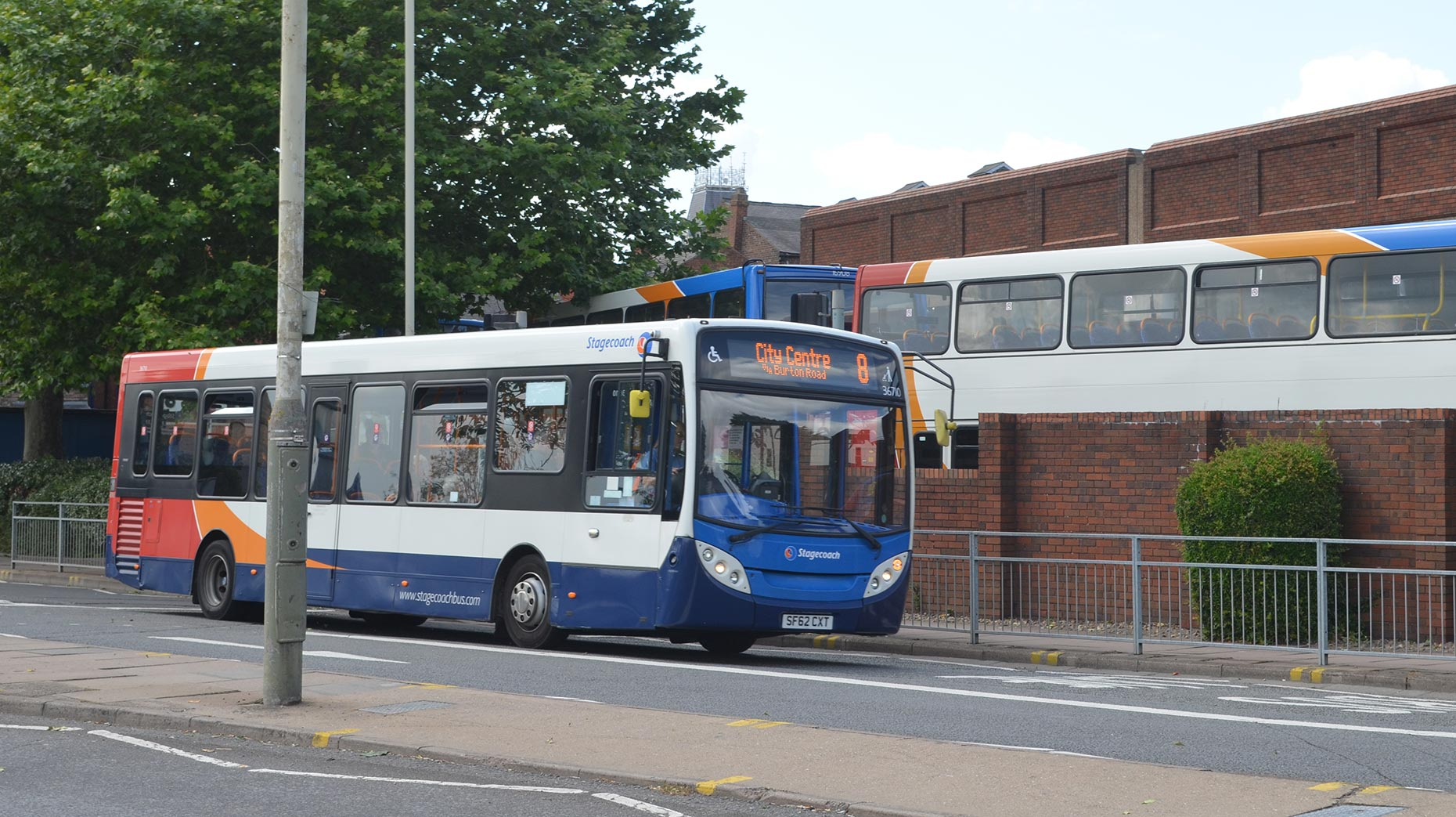 North Park Lincoln >> Revised Lincoln bus timetables to begin ahead of Transport Hub works