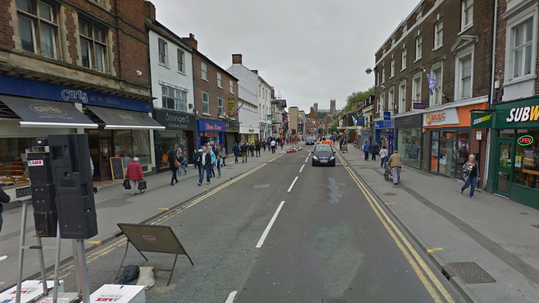 Lincoln High Street Pedestrianisation Project To Begin