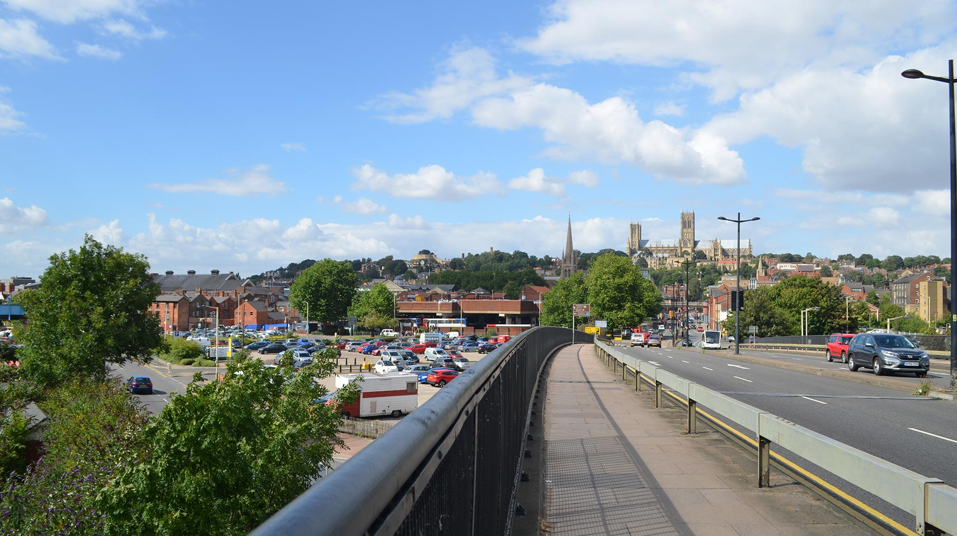Closing Date For Central Lincoln Car Park Pushed Back To