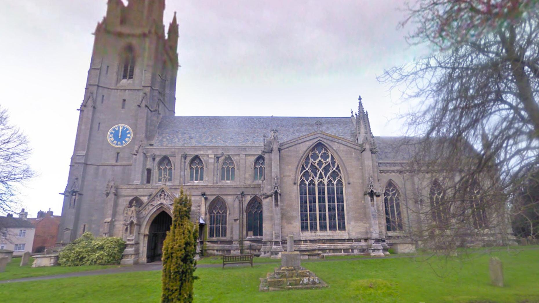 St Andrew's Church. Photo: Google