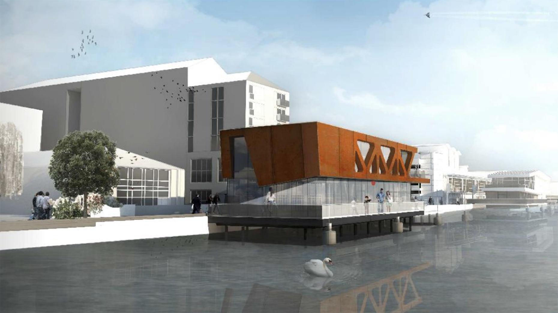 Artist impression by Stem Architects