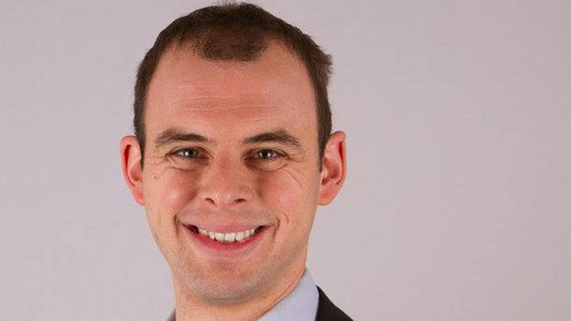 Boston and Skegness MP Matt Warman