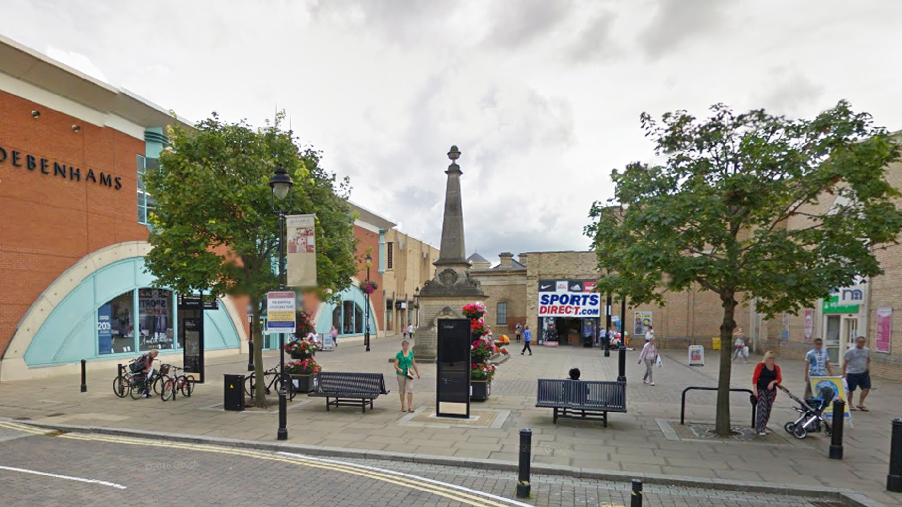 The plans would see the St Marks Shopping area redeveloped.
