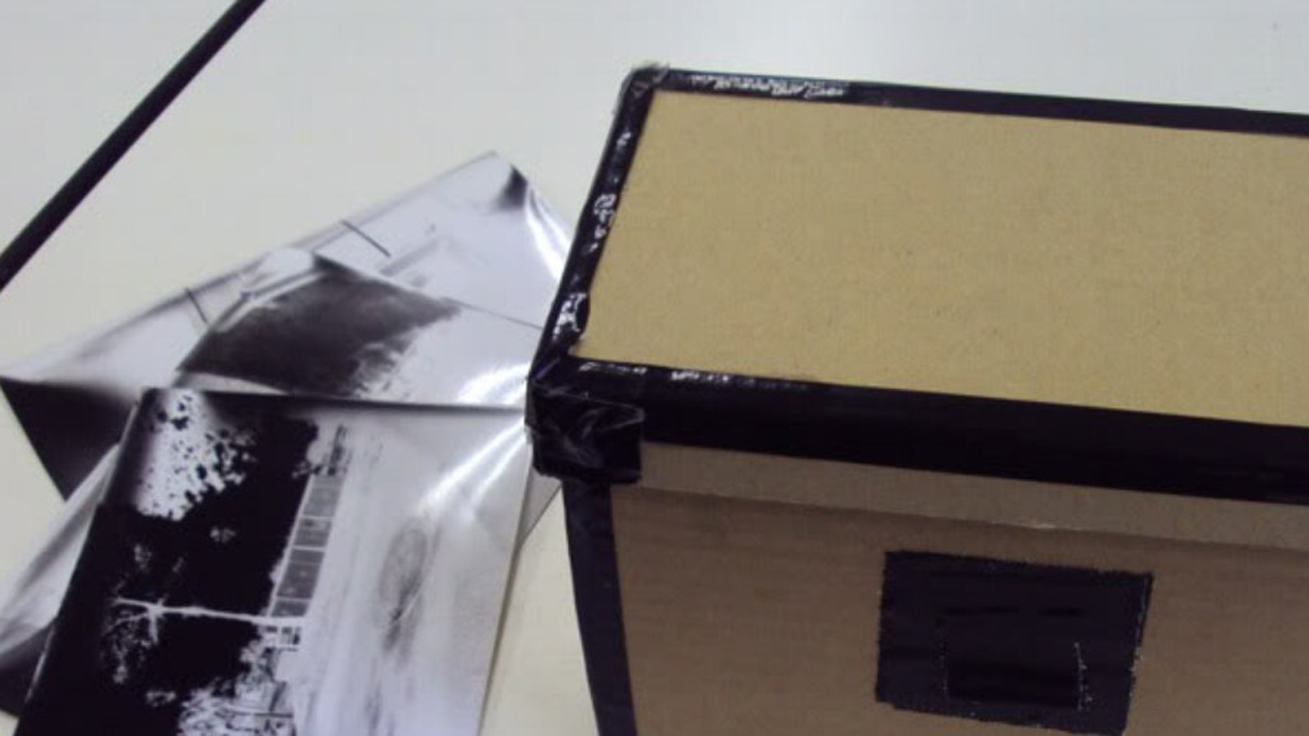Pinhole camera. Photo: Gravity Fields