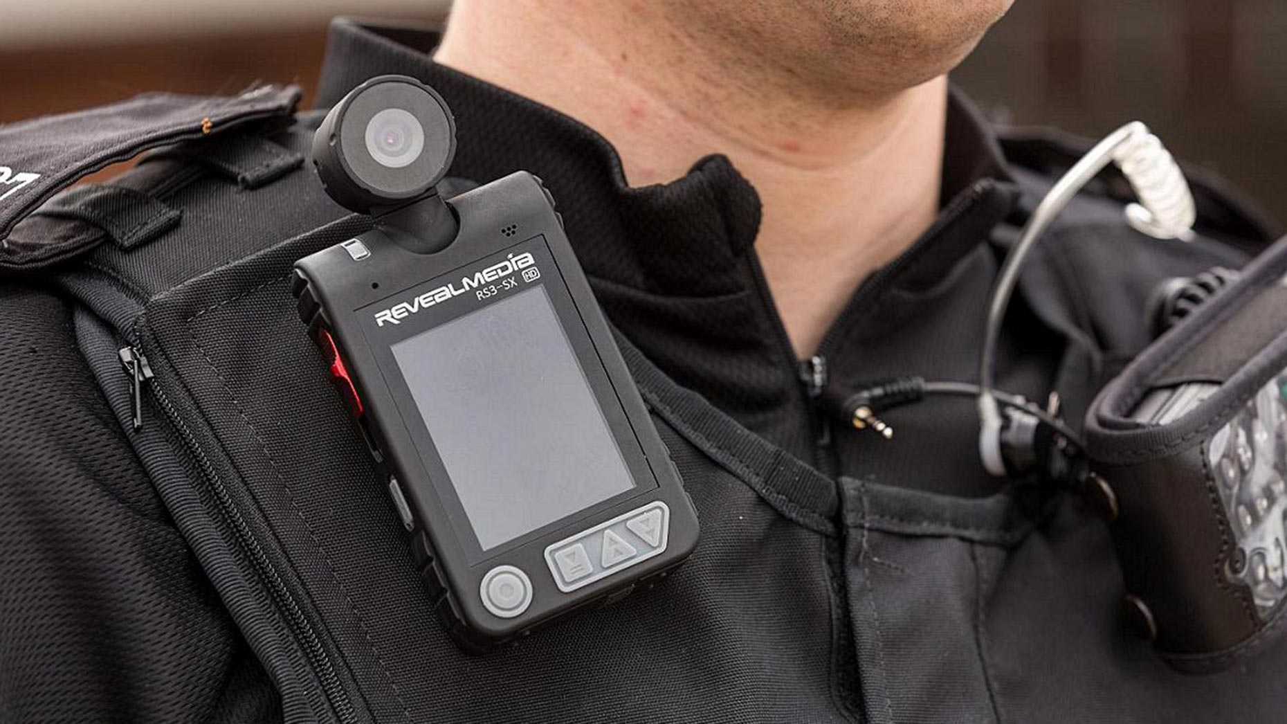 Smile All Lincolnshire Police Officers Now Wear Body Cameras