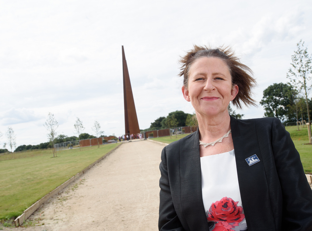 IBCC Director Nicky Barr. Photo: Steve Smailes for The Lincolnite