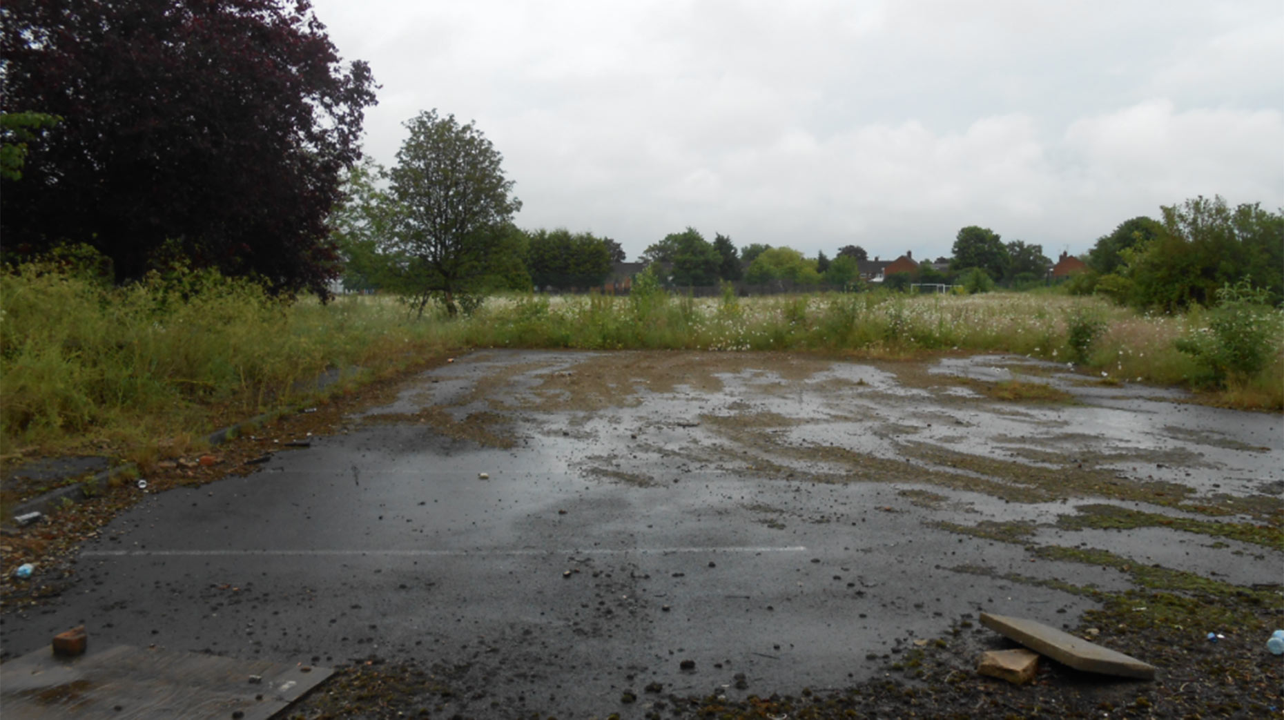 The new homes would be on the former Ermine Primary site, which is currently vacant after the school was demolished.