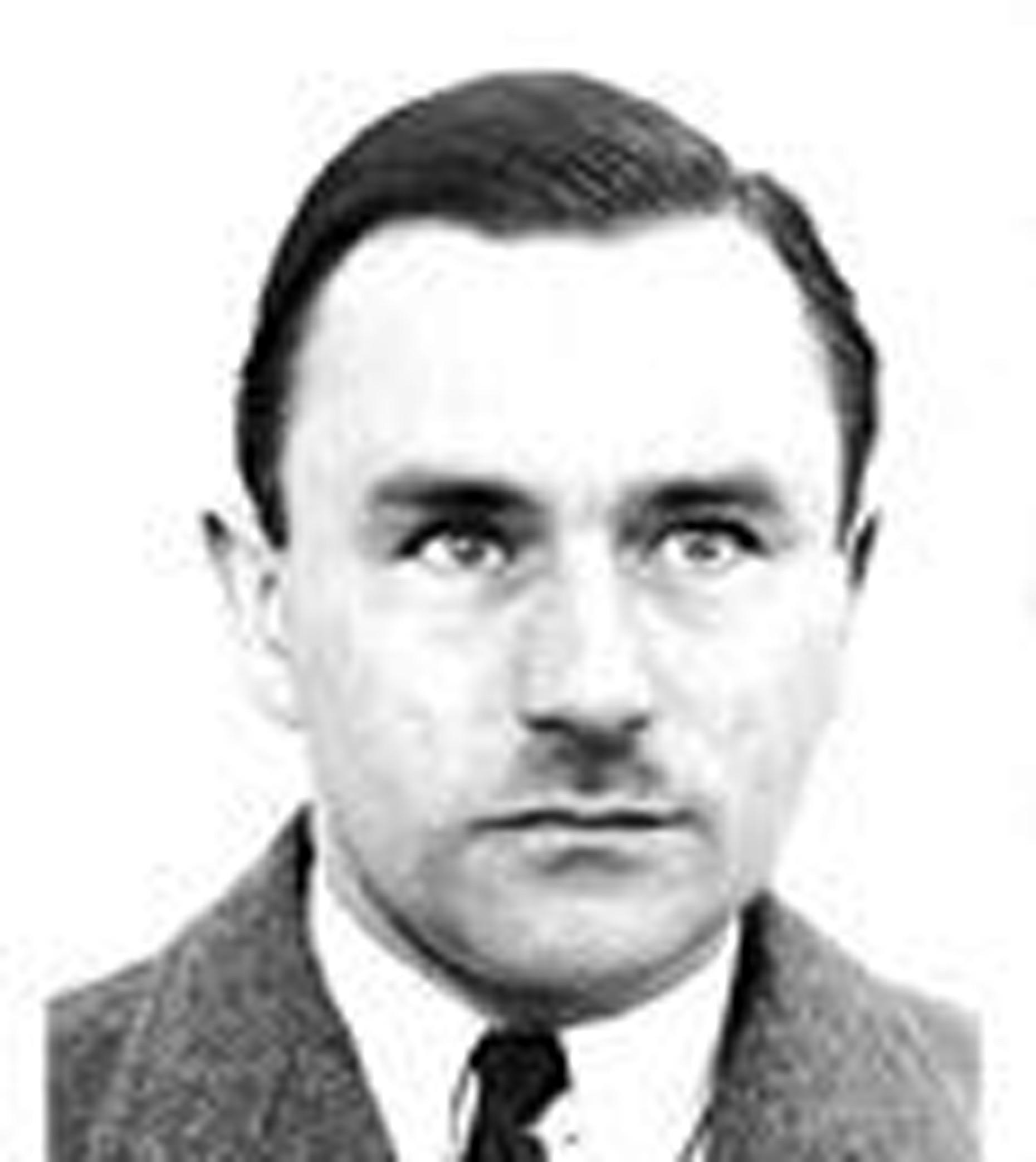 Police photograph of John Haigh (1949)