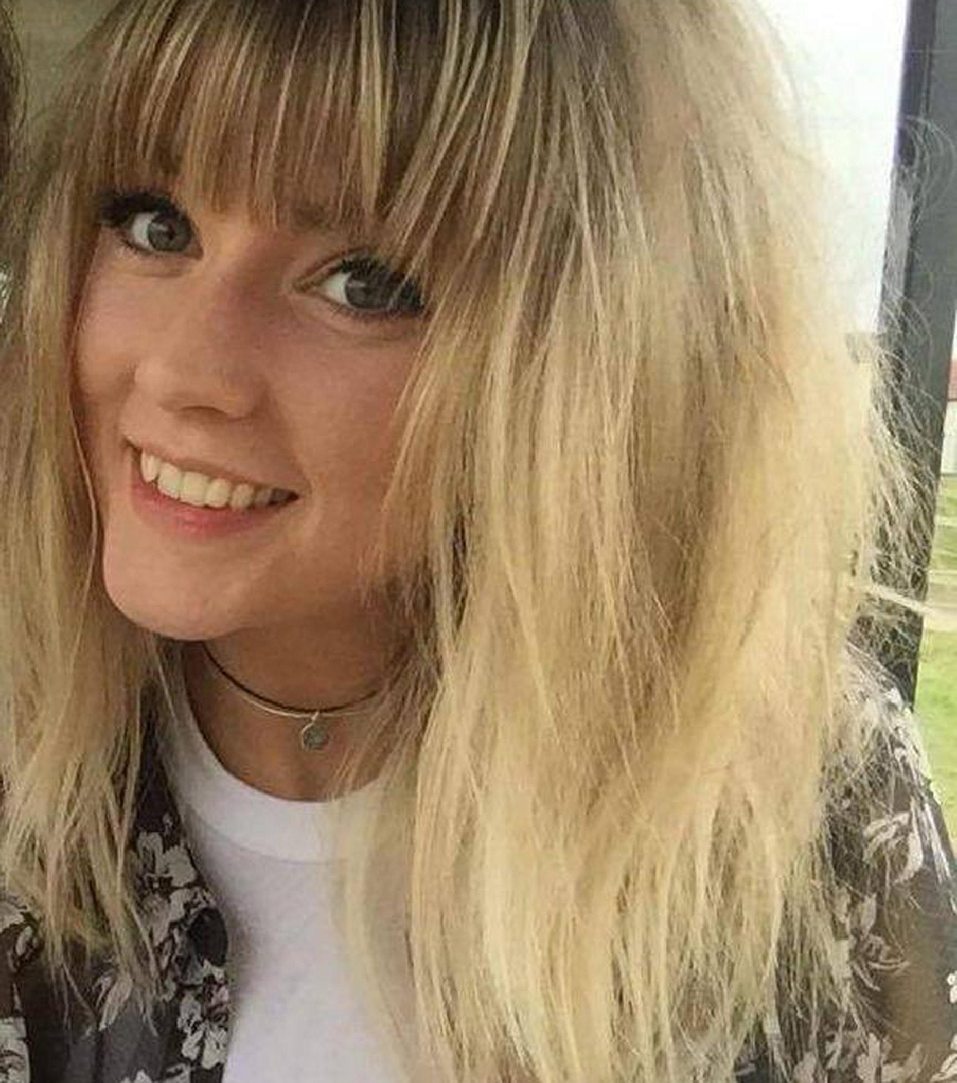 Alexandra Hills, 21, was a BG Lincoln student