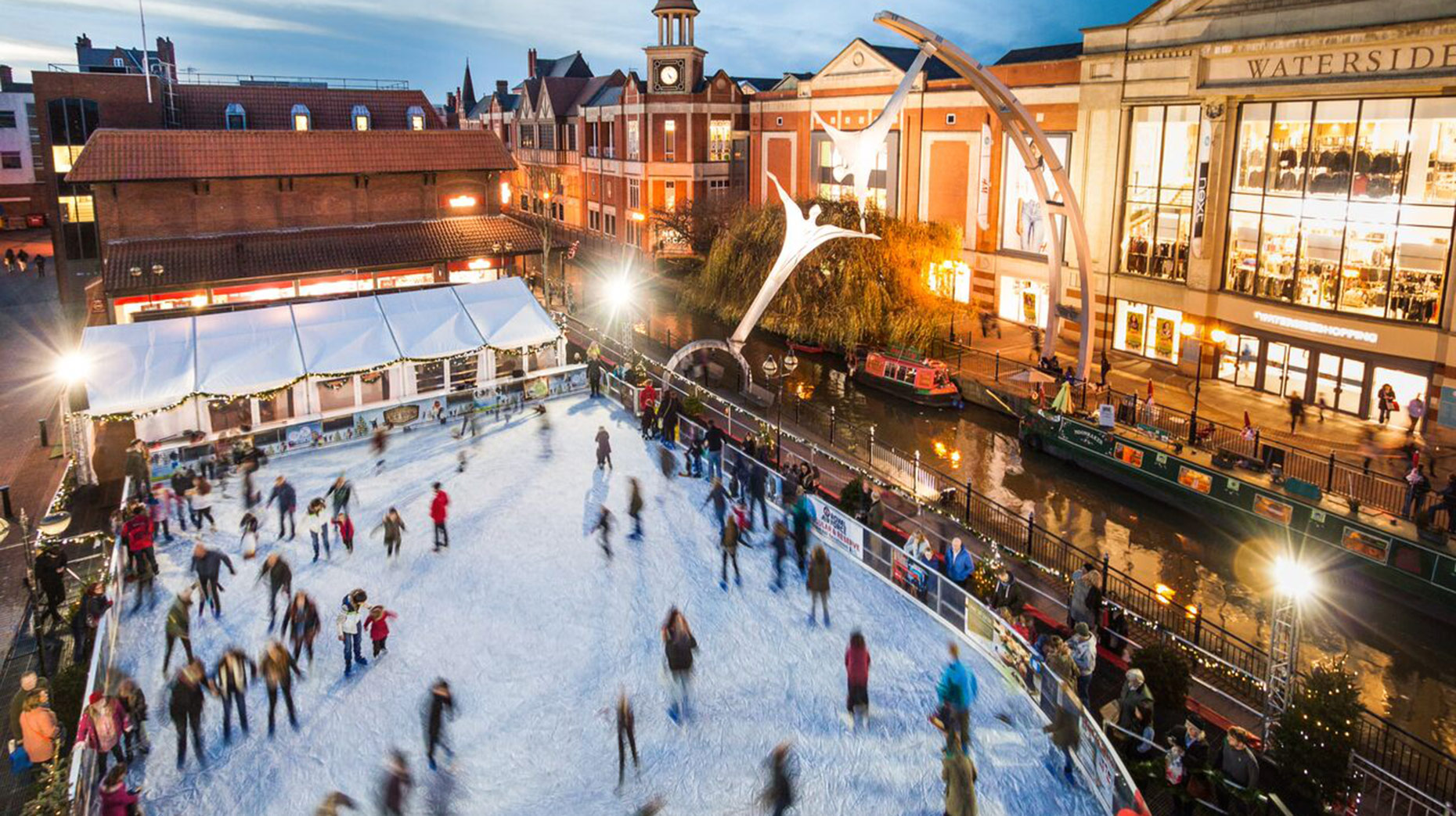 A Cracking Year For The Lincoln Ice Rink