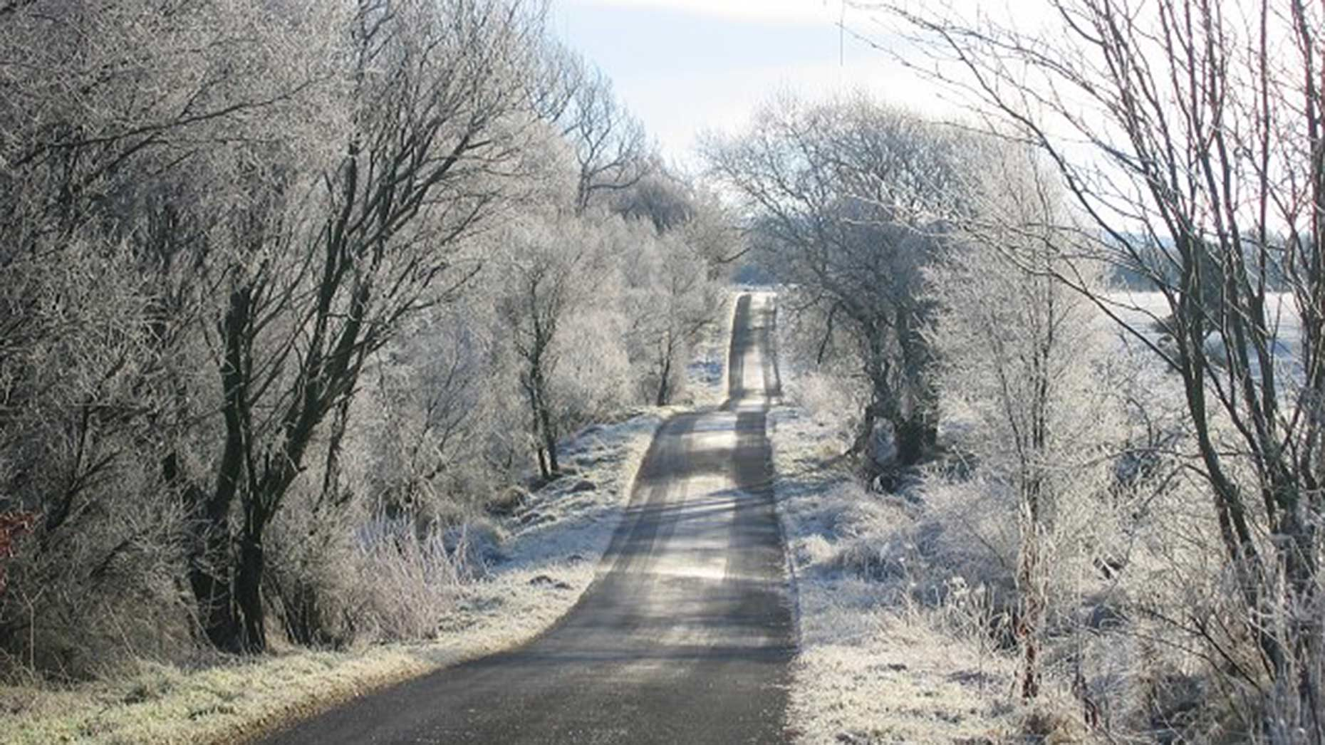 Ice to cause difficult driving conditions for motorists in ...