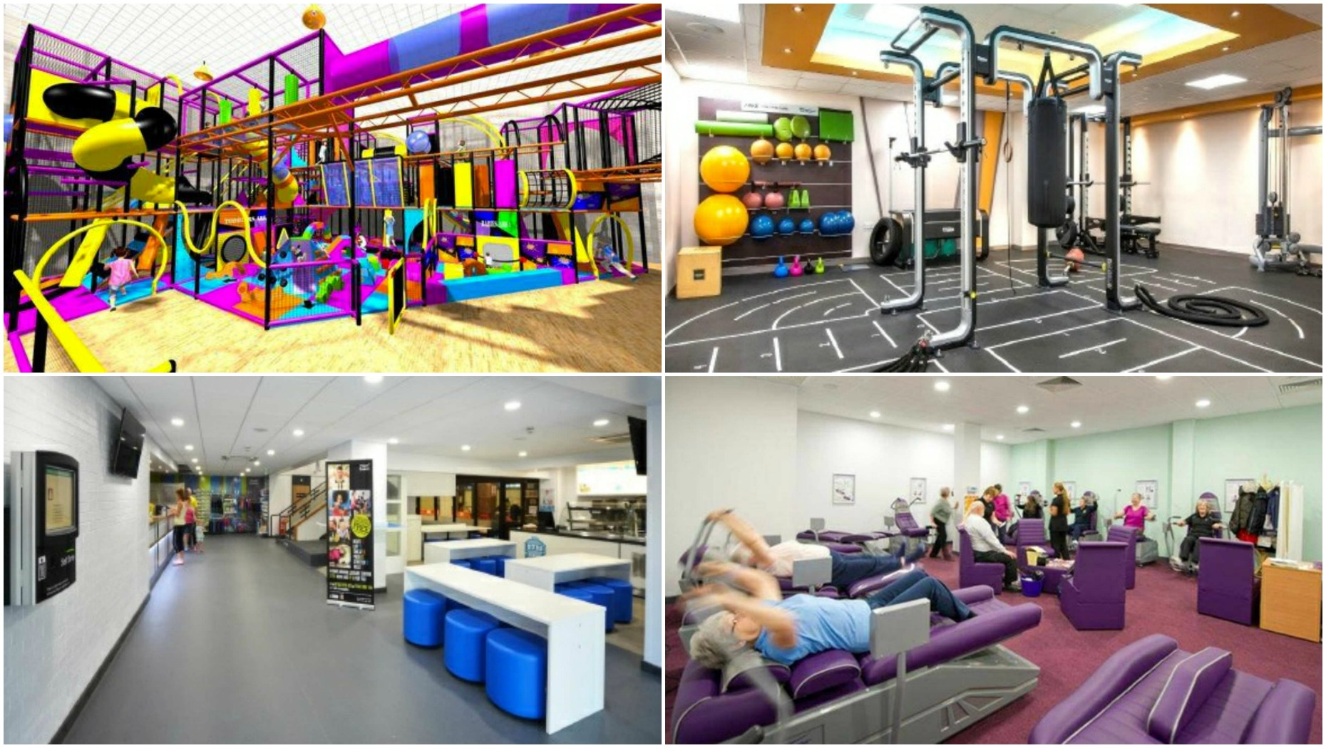 leisure centre Operated by freedom leisure, stafford leisure centre has activities for everyone a huge gym, regular fitness classes, swimming, squash, gymnastics and a multi-purpose sports hall.