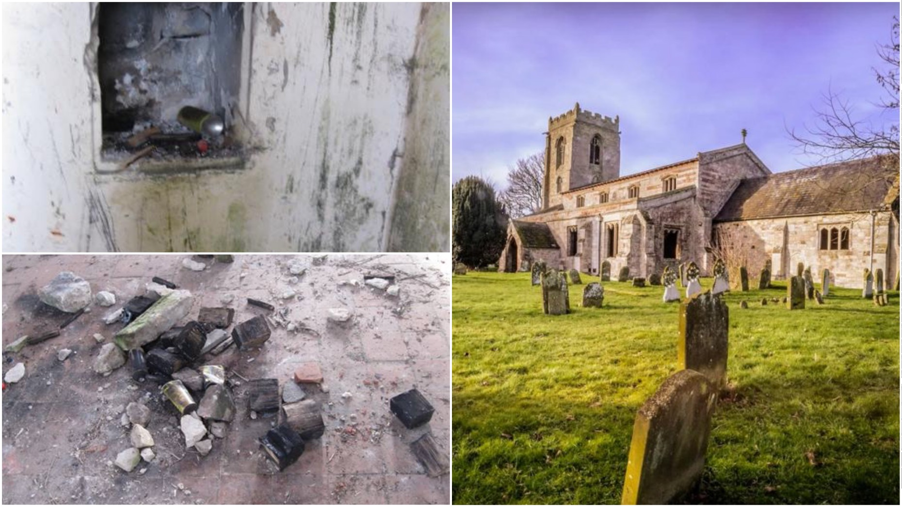 Police warning after repeated fires cause damage to ...
