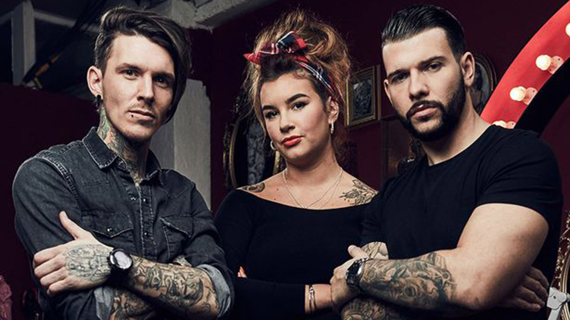 Terrible Names Producers Of E4 S Tattoo Fixers On The Hunt For