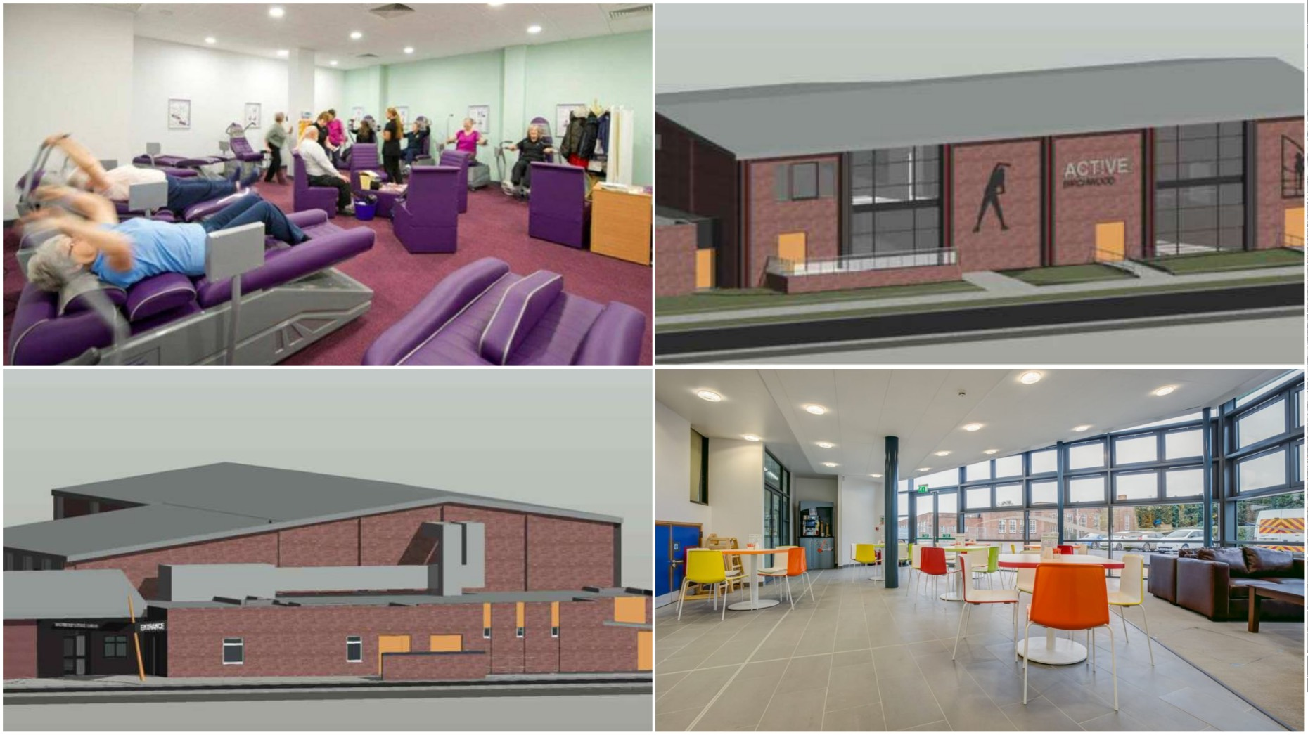 New images Work to begin straight away on £1 4m Birchwood Leisure