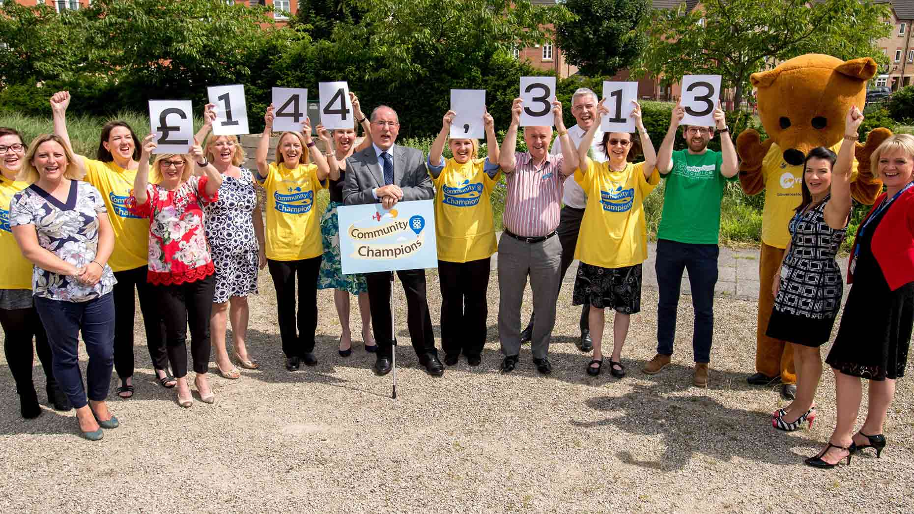 Lincolnshire Co Op Fundraisers Give Nine Local Charities 163