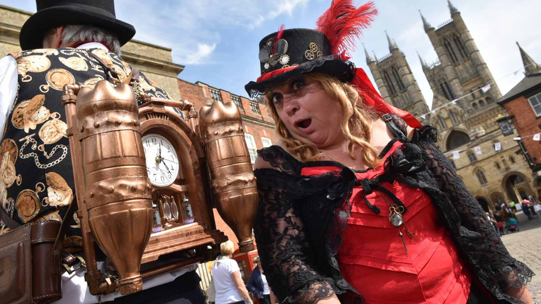 World-renowned Asylum Steampunk Festival returns to ...
