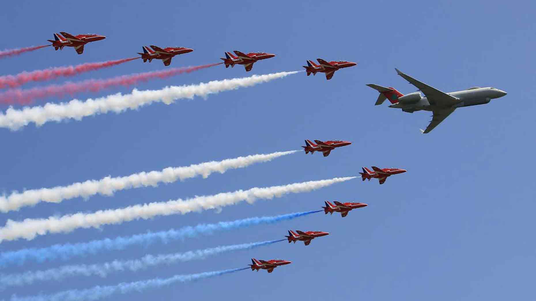 Scampton Airshow To Feature Special Flypast To Salute Raf
