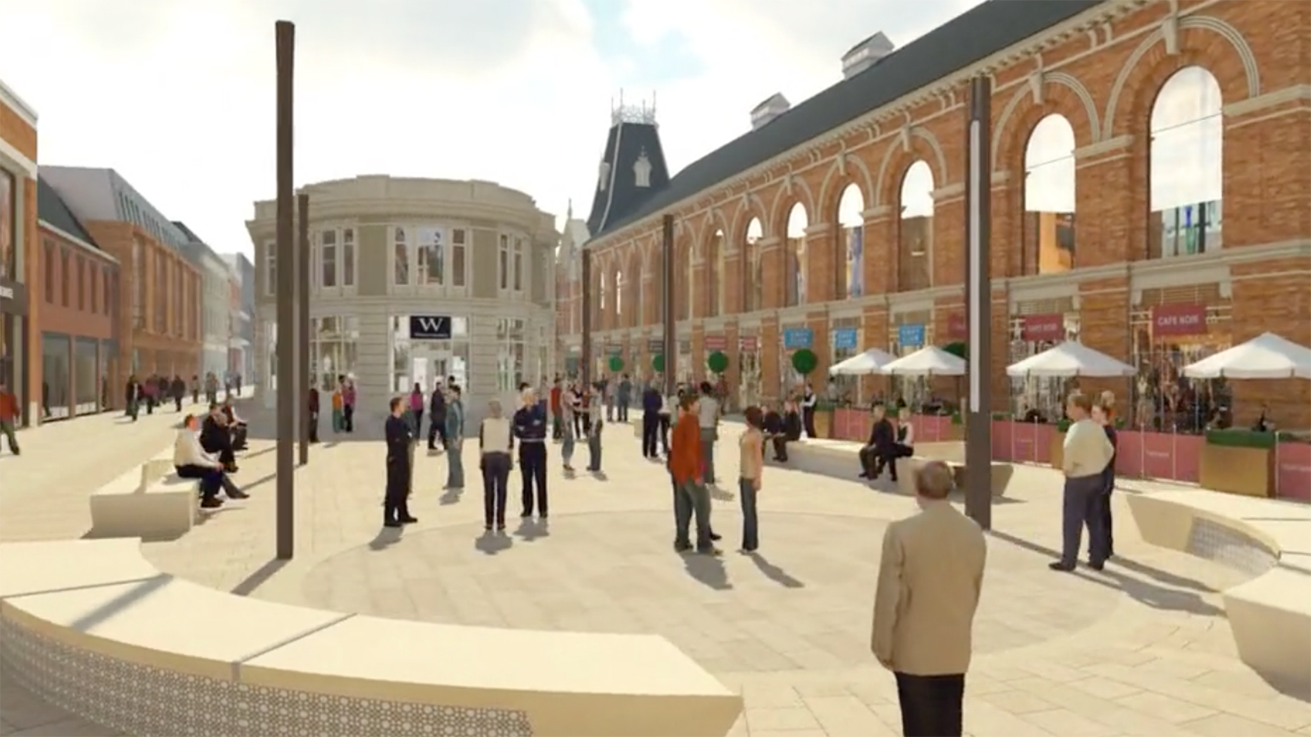 Wow! Take a fly-through tour of the future Lincoln ...